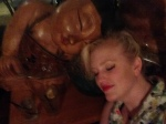 This on is just me napping with a little buddha at PM